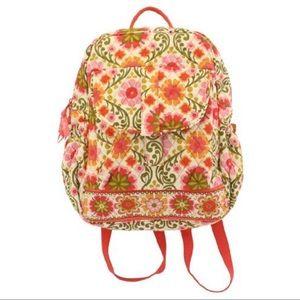 """Vera Bradley Book Bag in """"Folkloric"""""""